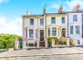 Thumbnail 4 bed end terrace house for sale in Mayo Road, Brighton
