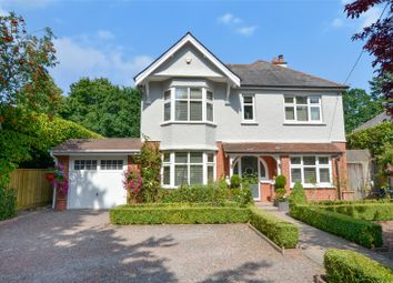 Thumbnail 4 bedroom detached house for sale in Firs Glen Road, West Moors, Ferndown, Dorset