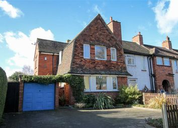 Thumbnail 3 bed property for sale in Chaucer Drive, Lincoln