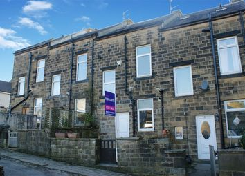 Thumbnail 2 bed terraced house for sale in Cecil Street, Cross Roads, West Yorkshire