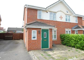 Thumbnail 3 bed semi-detached house for sale in Collingwood Road, Rainham