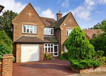 Thumbnail 5 bed detached house for sale in Woodland Way, Woodford Green, Essex