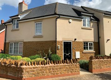 Thumbnail 3 bed semi-detached house for sale in Norman Snow Way, Duston, Northampton
