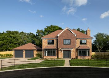 Thumbnail 5 bed detached house for sale in The Farningham, 3 Hailwood Place, West Kingsdown