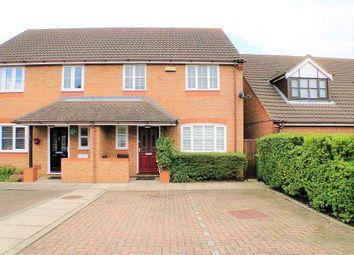 Thumbnail 3 bed semi-detached house to rent in Smeaton Close, Blakelands, Milton Keynes
