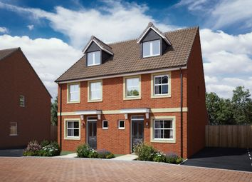Thumbnail 3 bed semi-detached house for sale in Newland Place, The Tetbury, Bradley Road