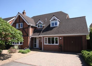 Thumbnail 4 bed detached house for sale in Jacksons Meadow, Bidford On Avon