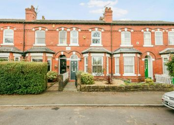 Thumbnail 2 bedroom terraced house to rent in Stamford Park Road, Hale, Altrincham