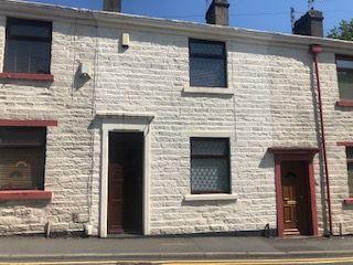 Thumbnail 1 bed terraced house for sale in Duchess Street, Lower Darwen, Darwen