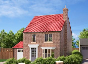 Thumbnail 4 bed detached house for sale in Willowcourt, Drax, Selby