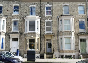 Thumbnail 2 bed flat to rent in Flat 2, 14 Valley Bridge Parade, Scarborough