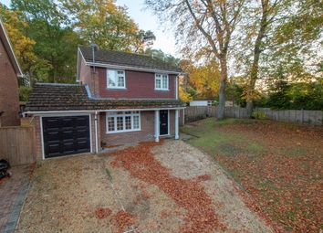 Thumbnail 3 bed detached house for sale in Priors Keep, Fleet
