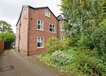 Thumbnail 2 bed flat for sale in Queenston Road, West Didsbury, Manchester