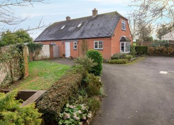 Thumbnail 3 bed detached house for sale in Main Street, Norton Juxta Twycross, Atherstone