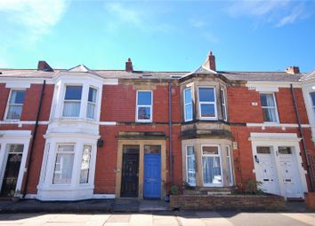 Thumbnail 5 bed flat for sale in Hazelwood Avenue, Jesmond, Newcastle Upon Tyne