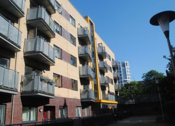 Thumbnail 3 bed flat to rent in Oakleigh Court, Murray Grove, London