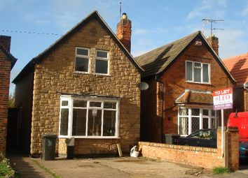 Thumbnail 3 bed detached house to rent in Highbury Road, Leicester