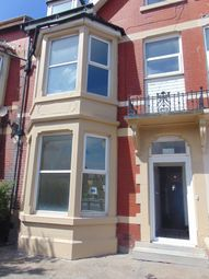 Thumbnail 1 bed flat to rent in Hornby Road, Blackpool