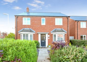 Thumbnail Detached house for sale in Wellington Road, Church Aston, Newport