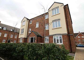 Thumbnail 2 bedroom flat for sale in Carpenters Close, Newbury