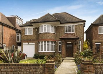 Thumbnail 4 bed detached house for sale in Manor House Drive, Brondesbury Park, London
