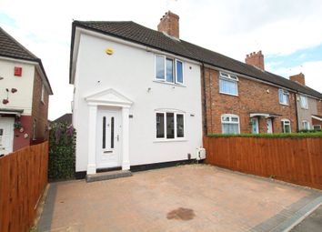 Thumbnail 2 bed end terrace house for sale in Alliance Way, Coventry