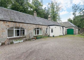 Thumbnail 4 bed farmhouse for sale in Murieston, Livingston