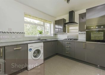 Thumbnail 2 bedroom flat for sale in Oxford Close, Cheshunt, Hertfordshire