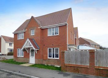 Thumbnail 3 bed detached house for sale in Wood Hill Way, Felpham, Bognor Regis