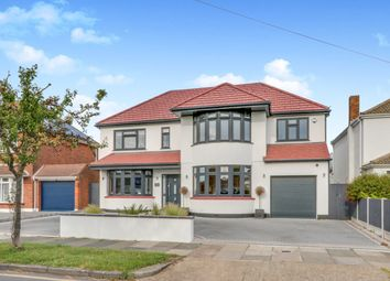 Thumbnail 5 bed detached house for sale in Wyatts Drive, Southend-On-Sea
