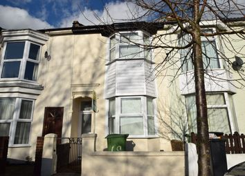 Thumbnail 3 bedroom terraced house to rent in Manor Road, Portsmouth