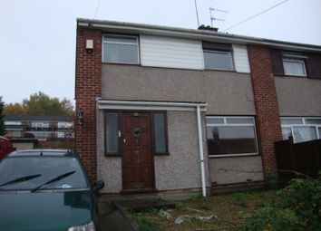 Thumbnail 3 bed semi-detached house to rent in Lynton Road, Bedminster, Bristol