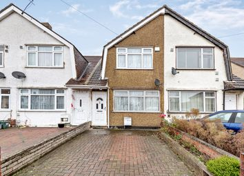 Thumbnail 2 bedroom terraced house for sale in Saunton Avenue, Hayes