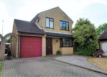 Thumbnail 3 bed detached house for sale in Squires Gate, Peterborough