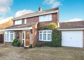 Thumbnail 4 bed detached house for sale in Hallingbury Close, Little Hallingbury, Bishop's Stortford