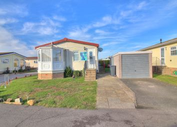 Thumbnail 2 bed bungalow for sale in Tudor Close, Broadway Mobile Home Park, Lancing