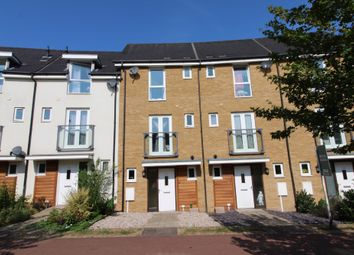 Thumbnail 4 bed town house for sale in Top Fair Furlong, Redhouse Park, Milton Keynes, Buckinghamshire