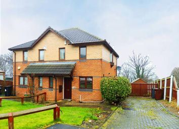 Thumbnail 3 bed semi-detached house to rent in Stonecliffe Drive, Farnley, Leeds