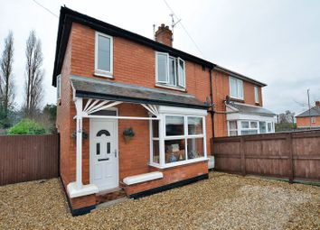 Thumbnail 3 bed semi-detached house for sale in Skellingthorpe Road, Lincoln