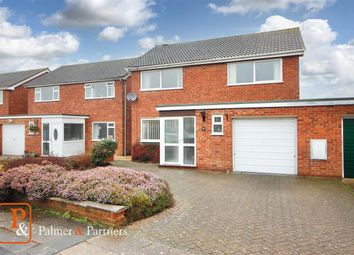 4 bed link-detached house for sale in Goodwood Close, Ipswich IP1