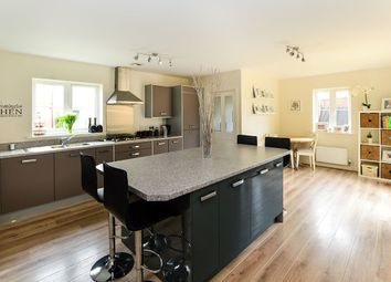 Thumbnail 4 bed detached house for sale in Rutledge Avenue, Kingsnorth, Ashford