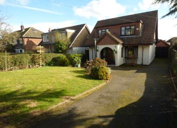 Thumbnail 4 bed detached house for sale in Hambledon Road, Clanfield, Waterlooville, Hampshire