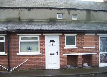 Thumbnail 2 bed terraced house for sale in Seventh Row, Ashington