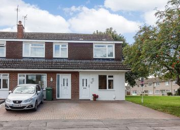 Thumbnail 2 bed semi-detached house for sale in Stenton Close, Abingdon