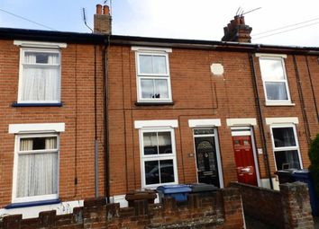 Thumbnail 3 bedroom terraced house for sale in Schreiber Road, Ipswich, Suffolk