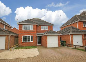 Thumbnail 4 bed detached house for sale in Briskman Way, Aylesbury