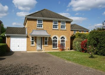 Thumbnail 3 bed detached house for sale in Mayflower Gardens, Bishop's Stortford