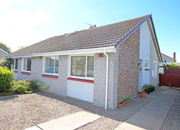 Thumbnail 2 bed semi-detached bungalow for sale in Drumossie Avenue, Drakies, Inverness