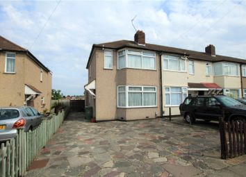 Thumbnail 3 bedroom end terrace house for sale in Radnor Avenue, South Welling, Kent
