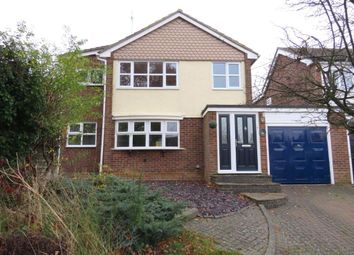 Thumbnail 5 bed detached house for sale in High Street, Wrestlingworth, Sandy
